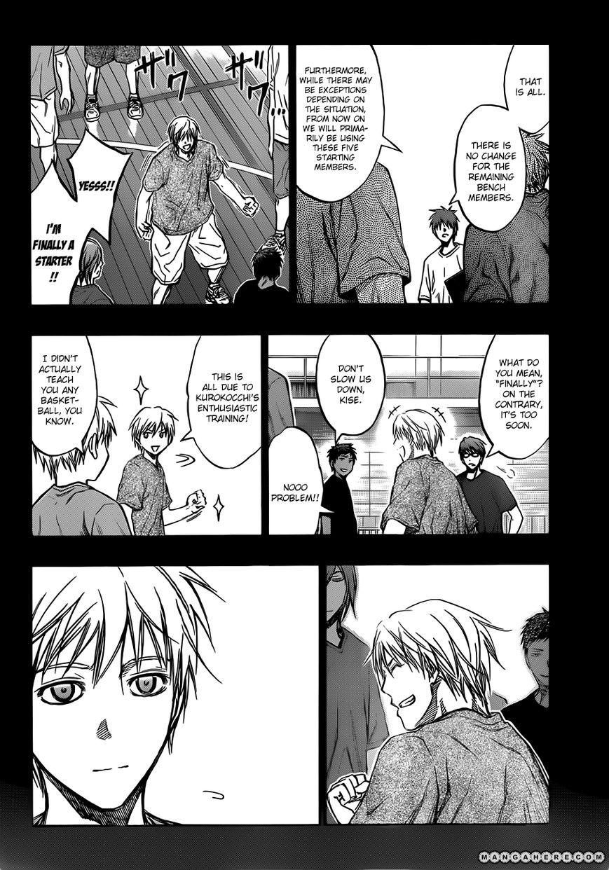 Kuroko no Basket 184 Page 4