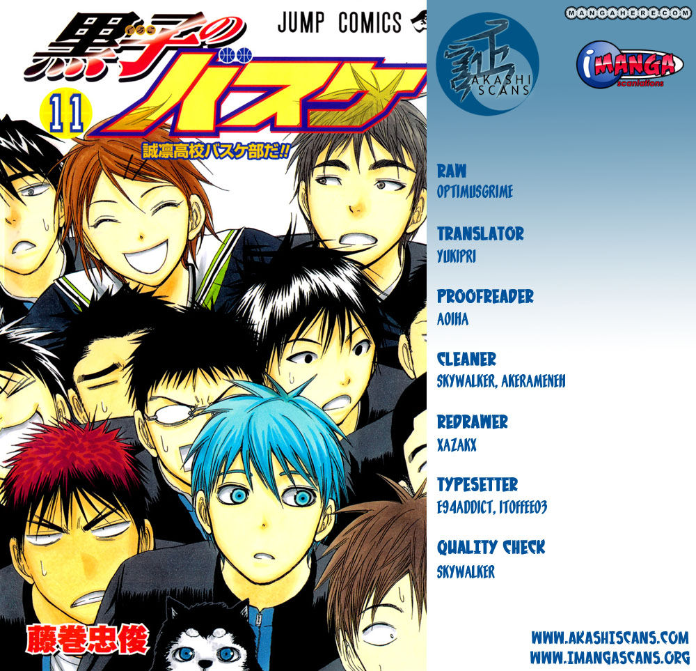 Kuroko no Basket 187 Page 2