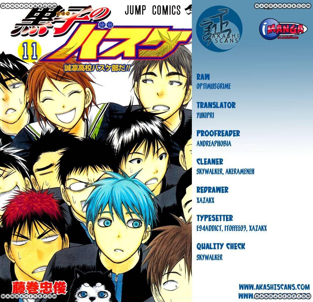 Kuroko no Basket 190 Page 2