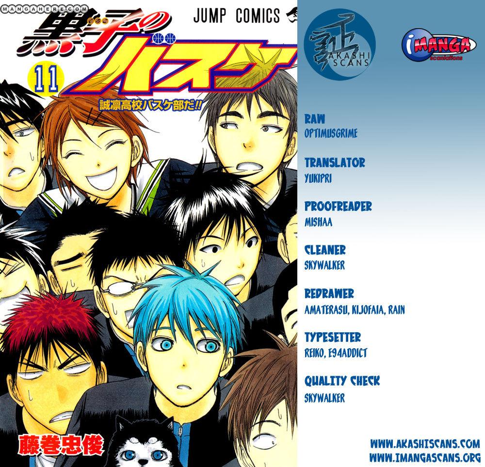 Kuroko no Basket 201 Page 3