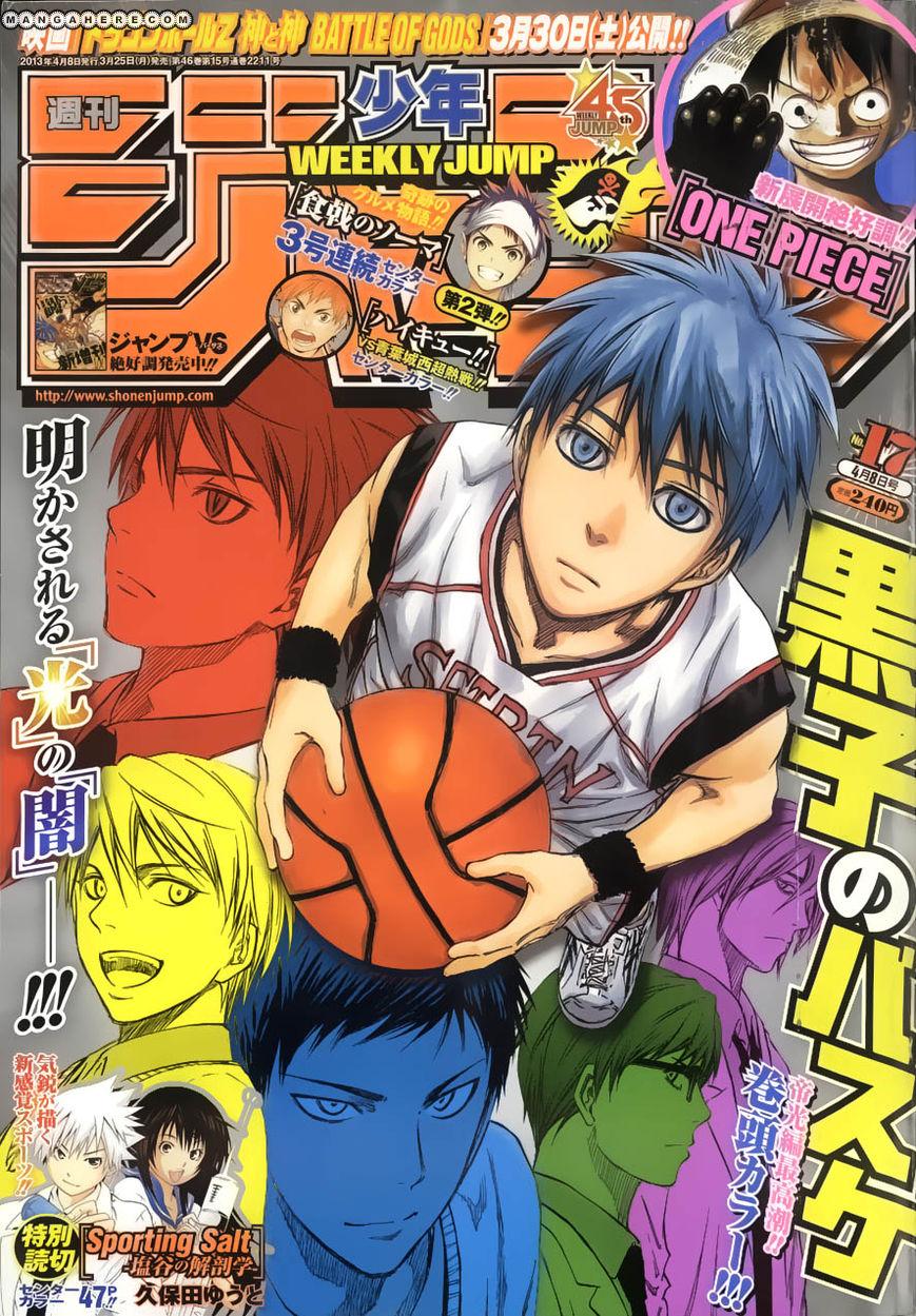 Kuroko no Basket 206 Page 1