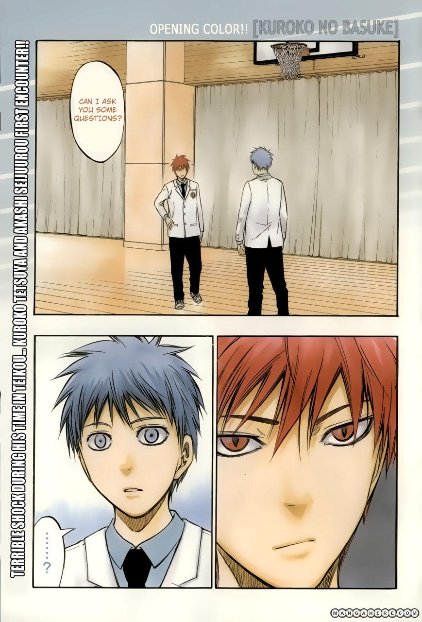 Kuroko no Basket 206 Page 2