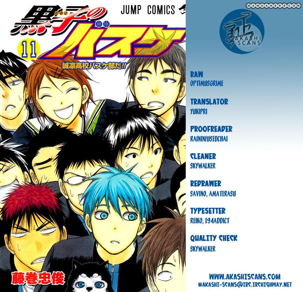 Kuroko no Basket 207 Page 2