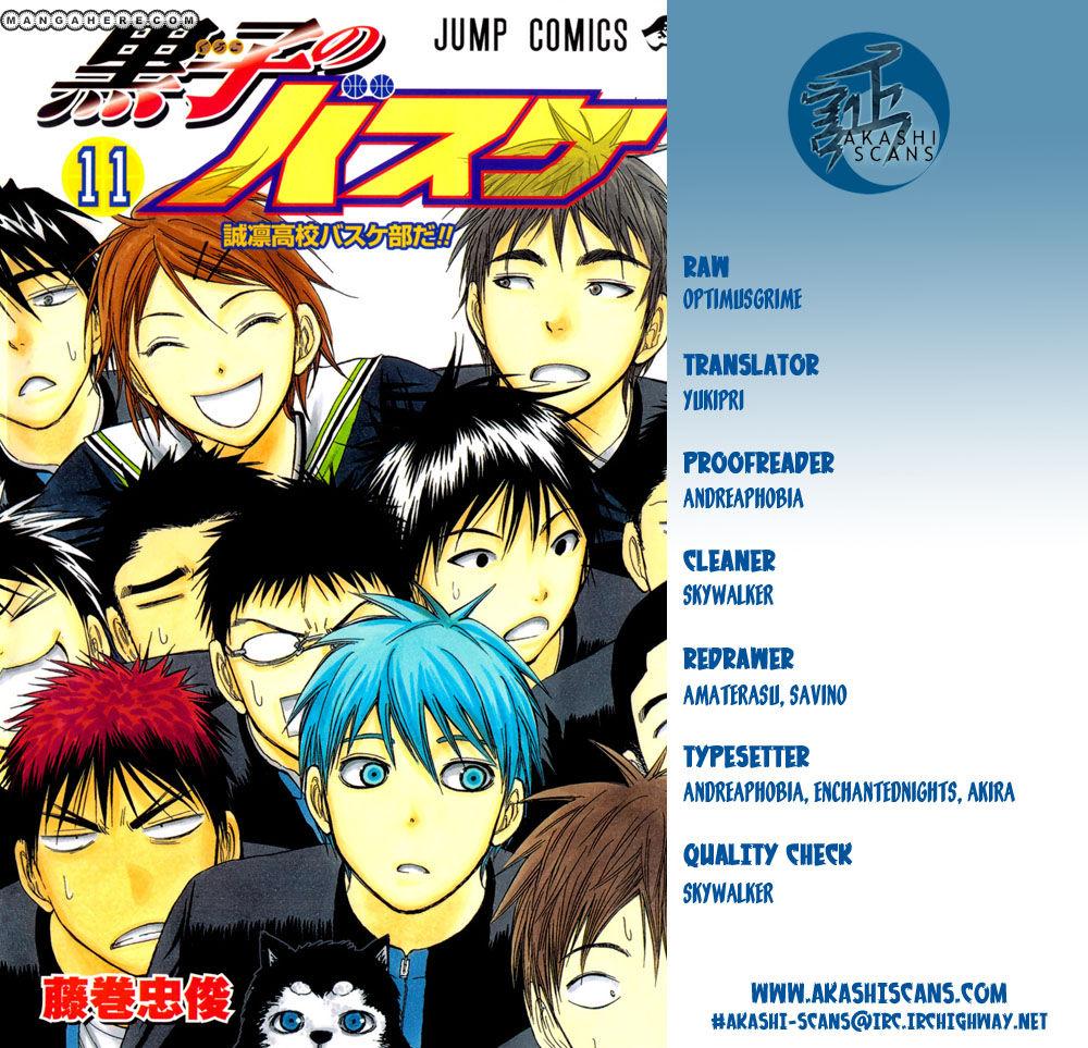 Kuroko no Basket 209 Page 2