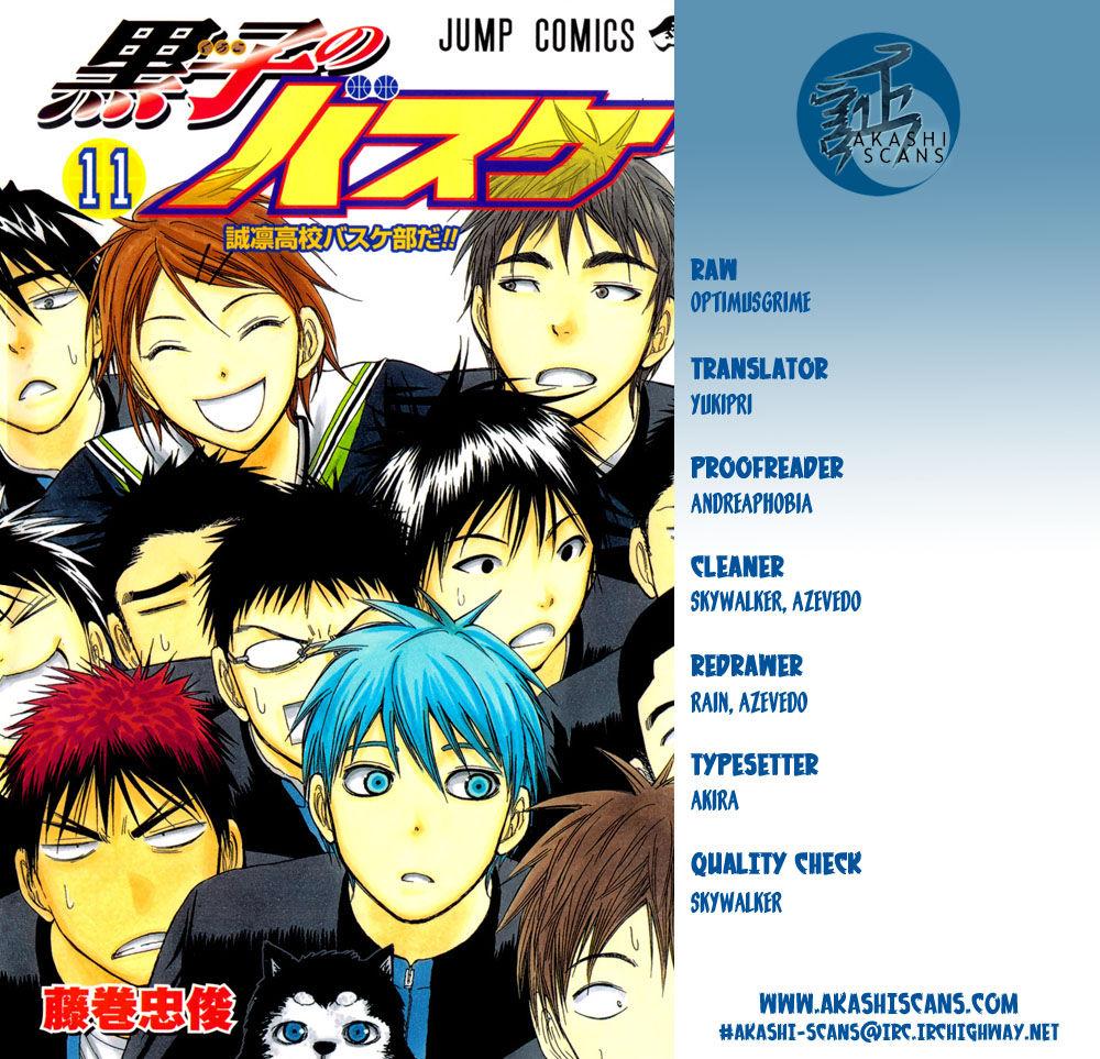 Kuroko no Basket 212 Page 2