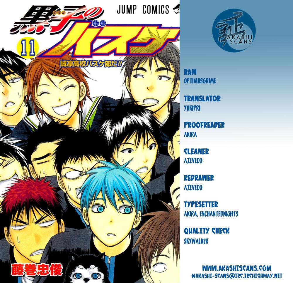 Kuroko no Basket 213 Page 2