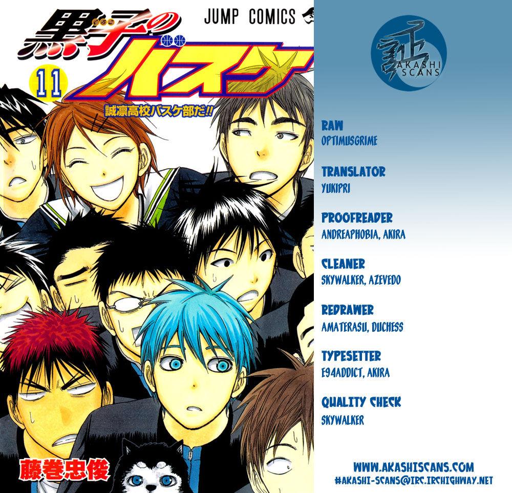 Kuroko no Basket 221 Page 2