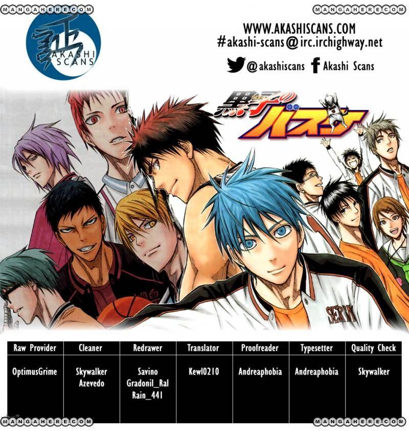 Kuroko no Basket 229 Page 2