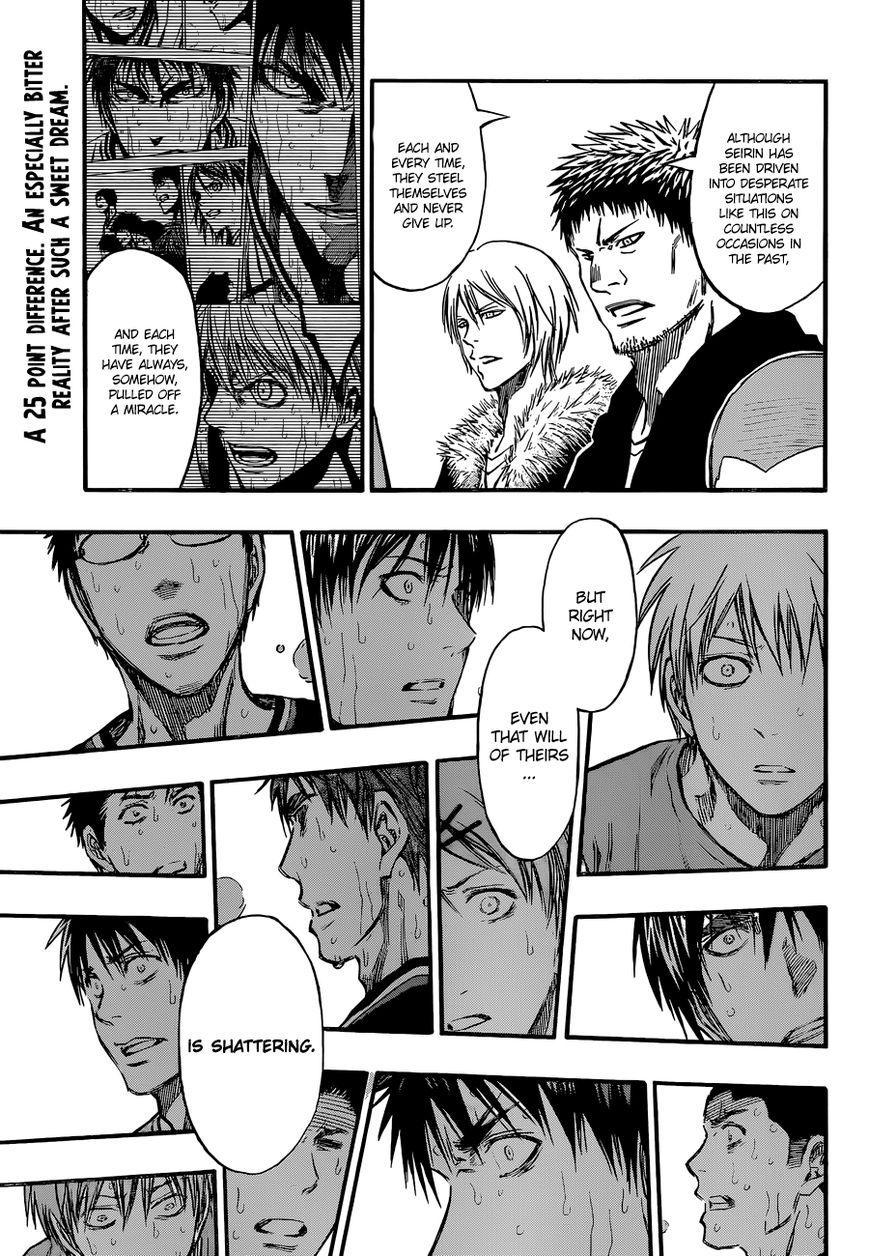 Kuroko no Basket 246 Page 1