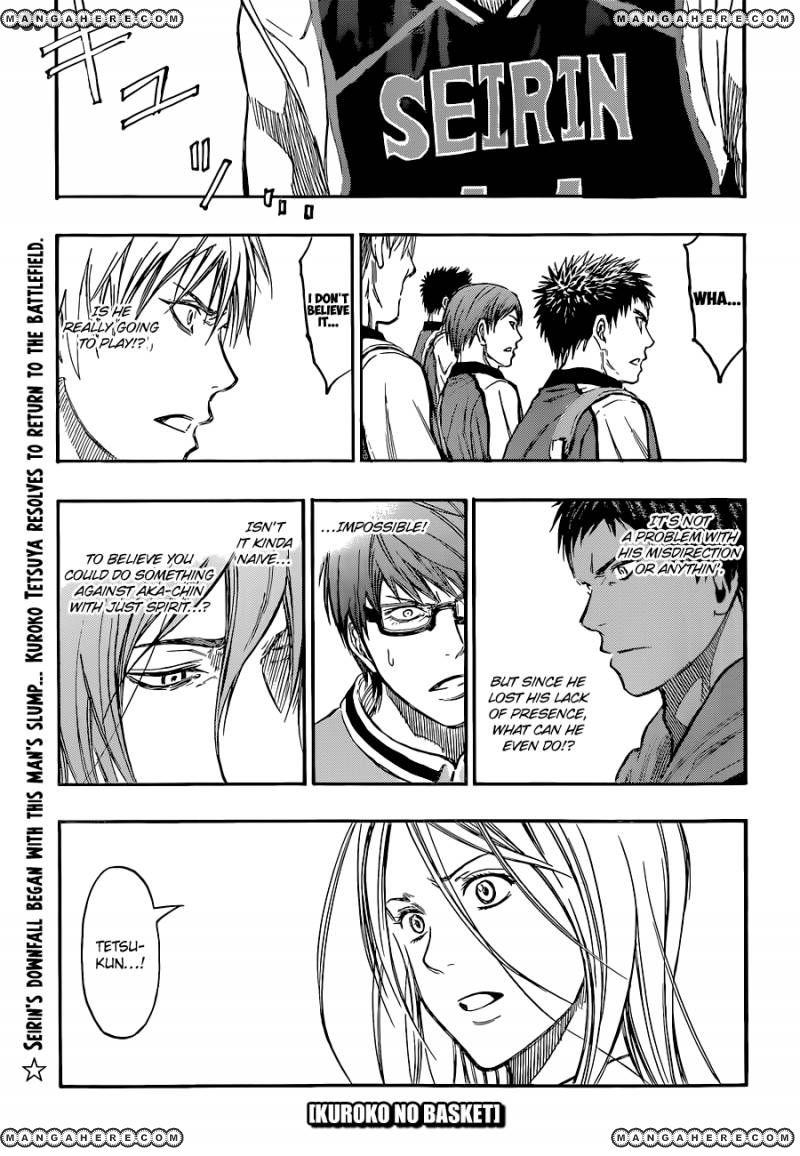 Kuroko no Basket 248 Page 1