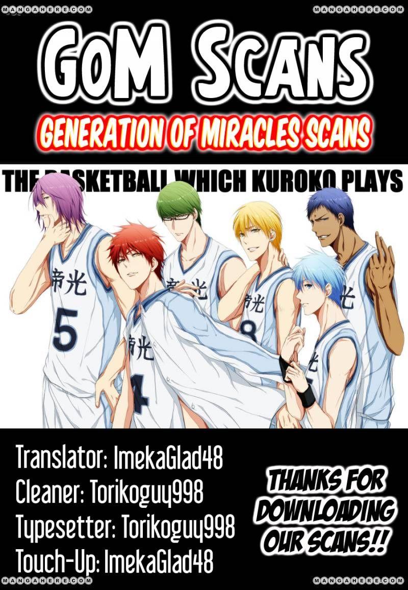 Kuroko no Basket 264 Page 2