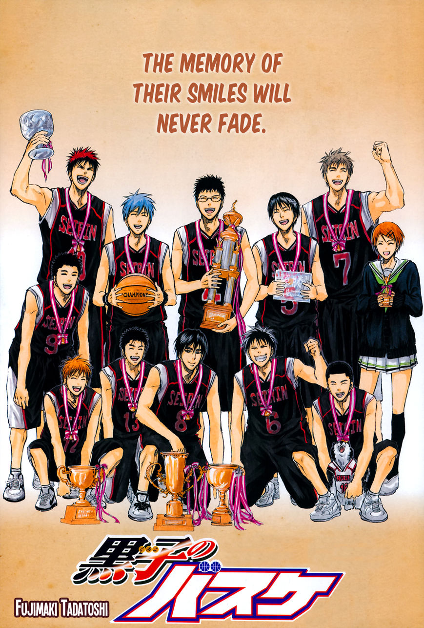 Kuroko no Basket 275 Page 2