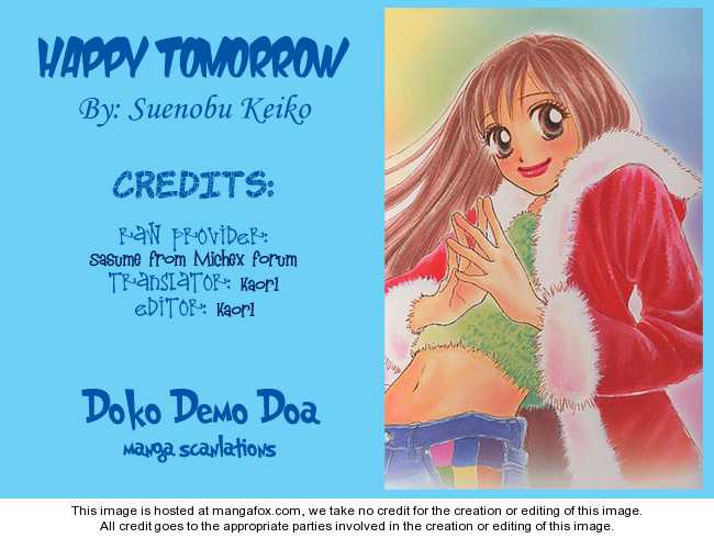 Happy Tomorrow 3 Page 1
