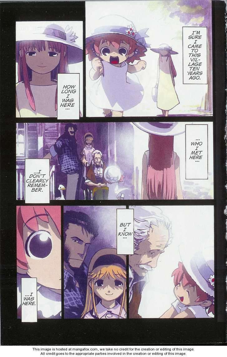 Chikyuu Misaki 12 Page 2