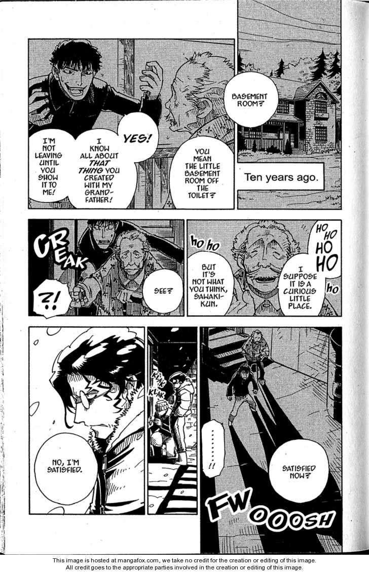 Chikyuu Misaki 15 Page 1