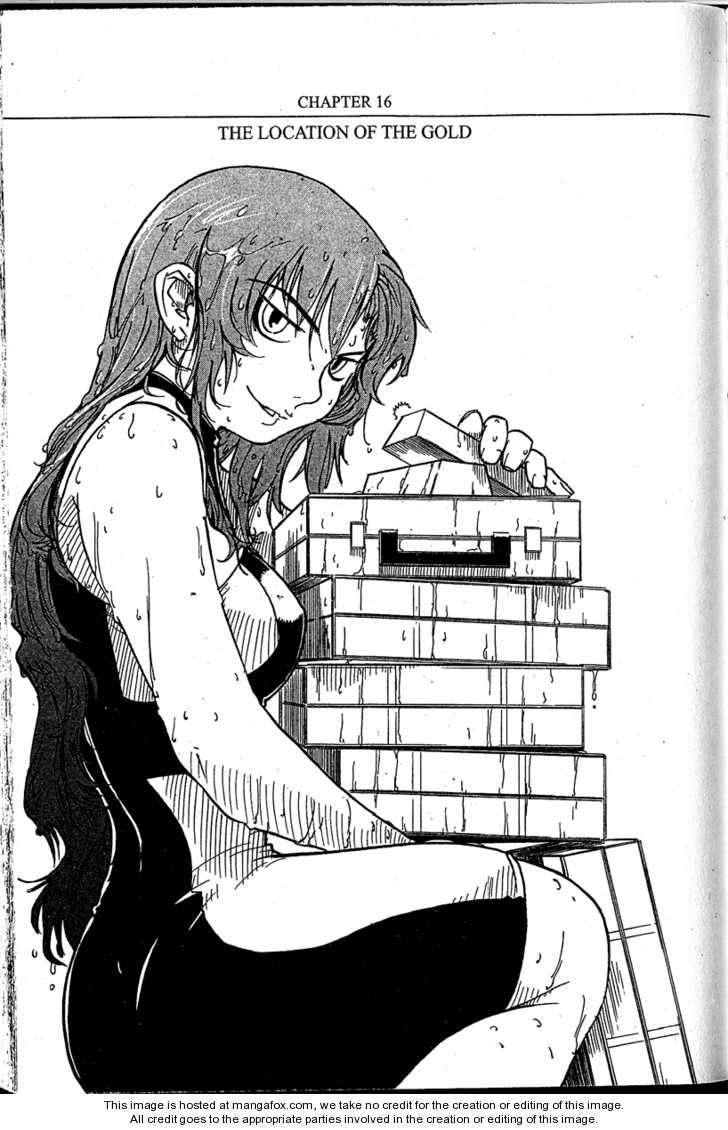 Chikyuu Misaki 16 Page 3