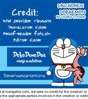 Doraemon Long Stories 1 Page 1