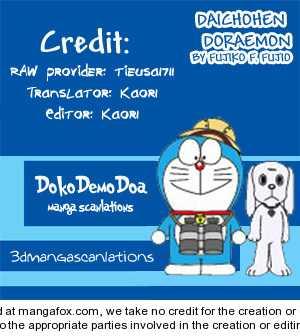 Doraemon Long Stories 2 Page 1