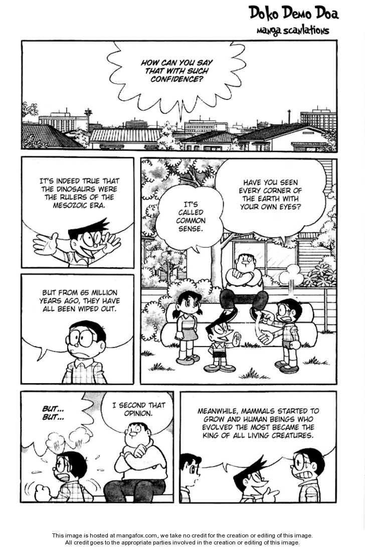 Doraemon Long Stories 1 Page 3