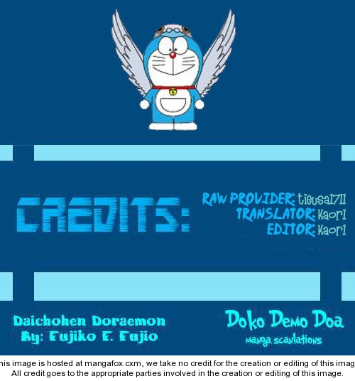 Doraemon Long Stories 6 Page 1