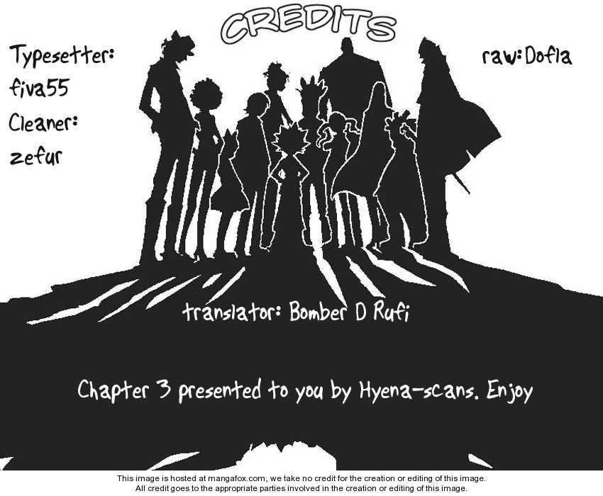 Hajimete no Aku 3 Page 1