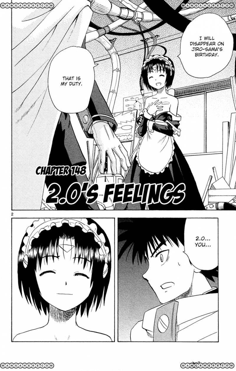 Hajimete no Aku 148 Page 3