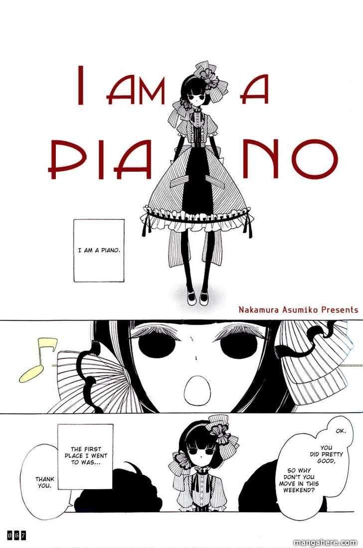 I Am a Piano 0 Page 2