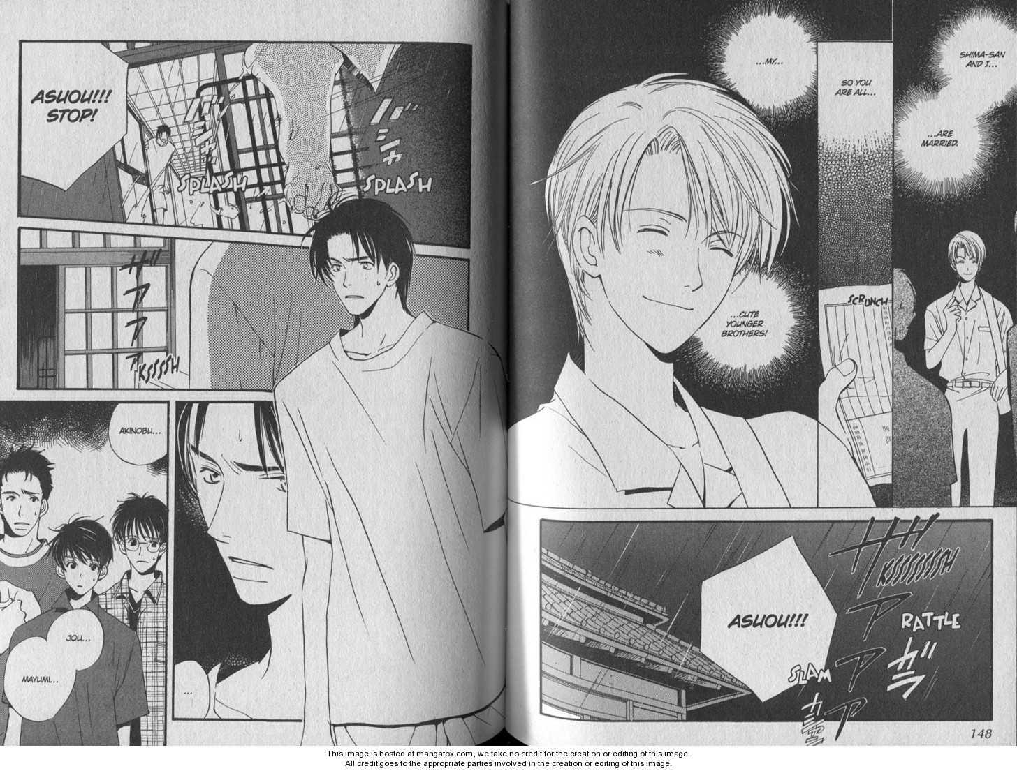 Mainichi Seiten 8 Page 1