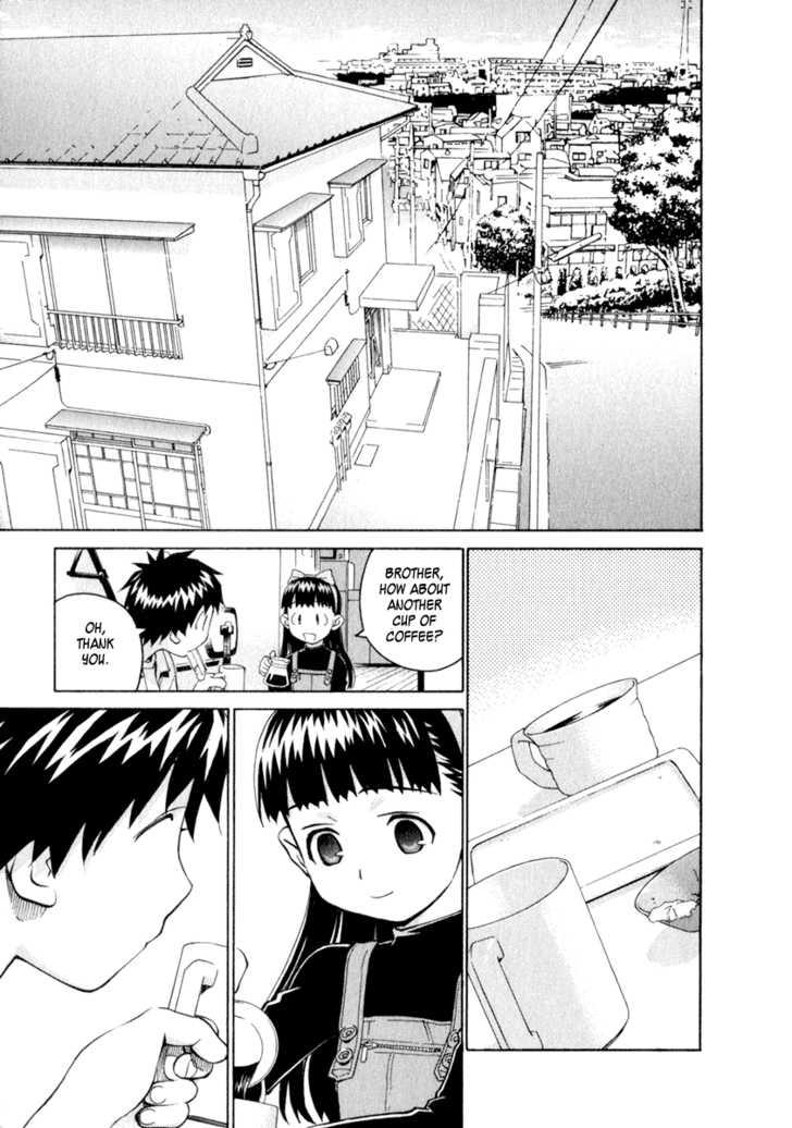 Chokotto Sister 28 Page 3