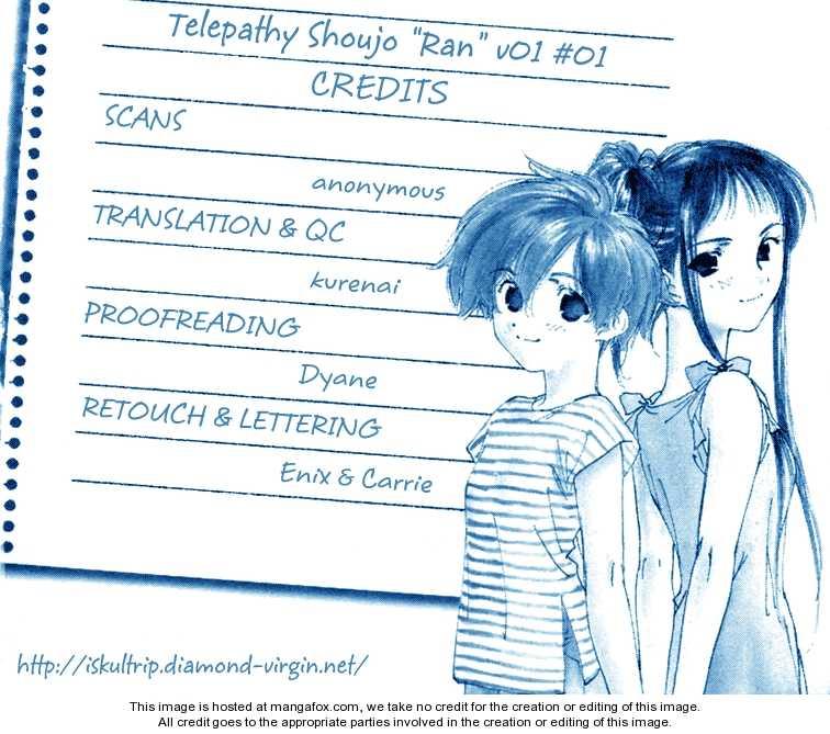 Telepathy Shoujo