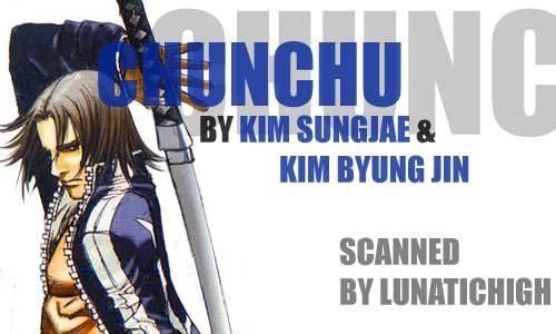 Chunchu 21 Page 1