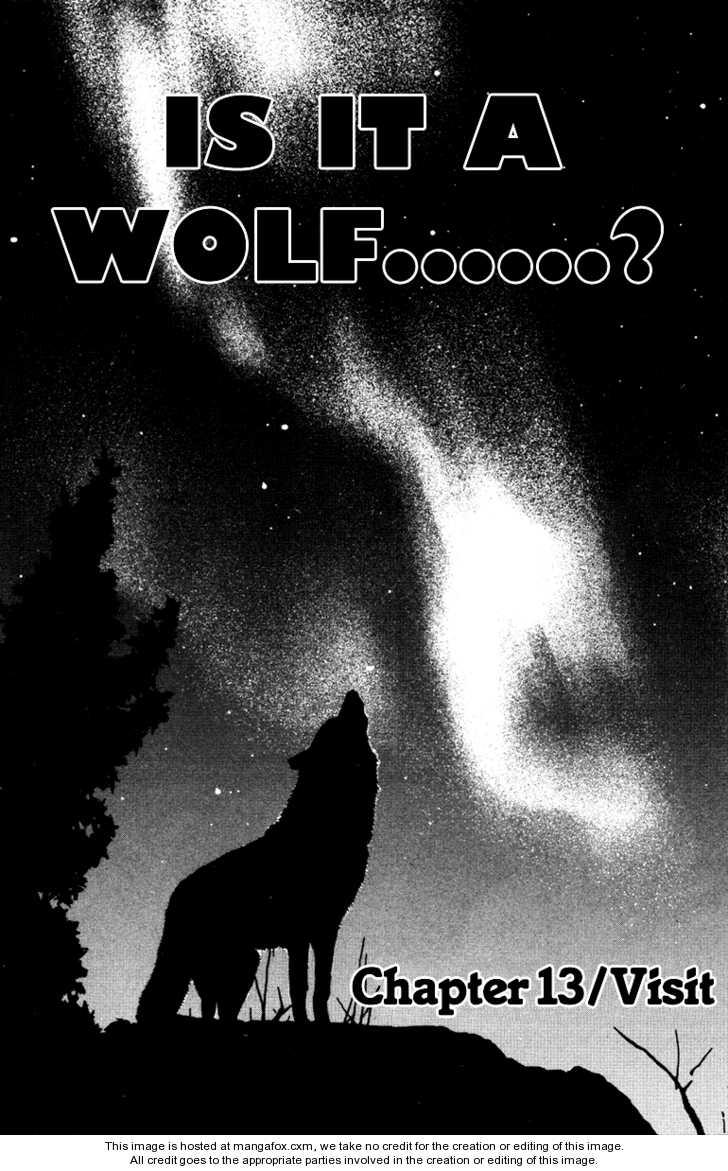 Wolf Guy - Ookami no Monshou 13 Page 2