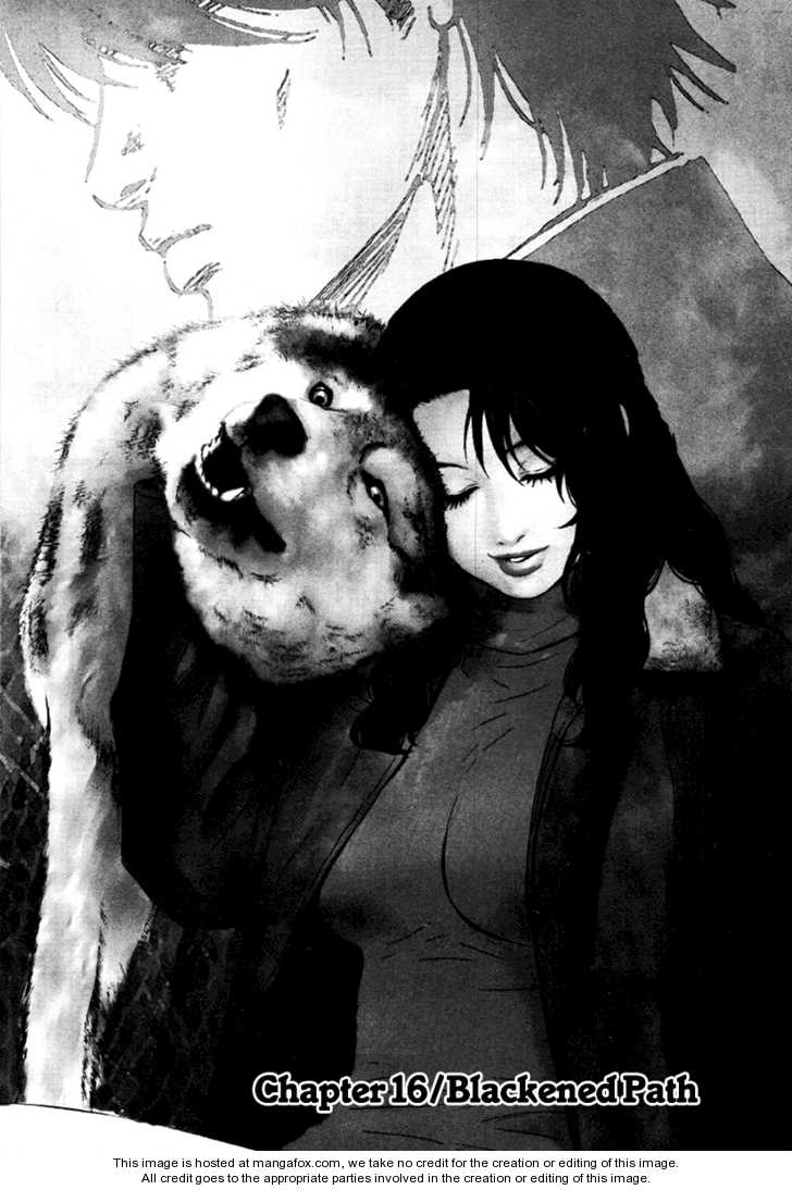 Wolf Guy - Ookami no Monshou 16 Page 1