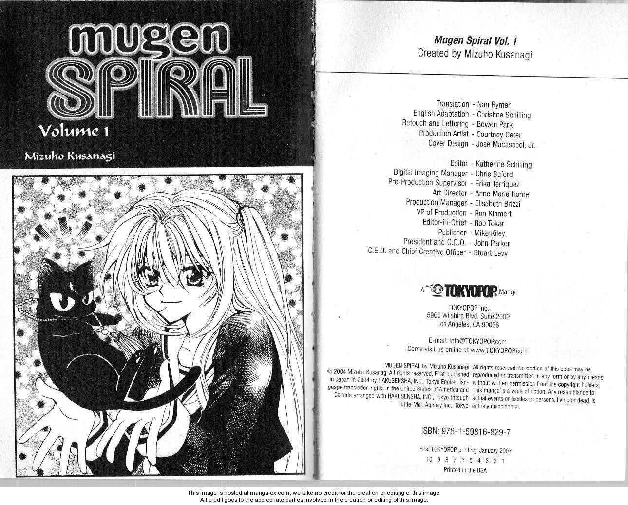 Mugen Spiral 0 Page 2
