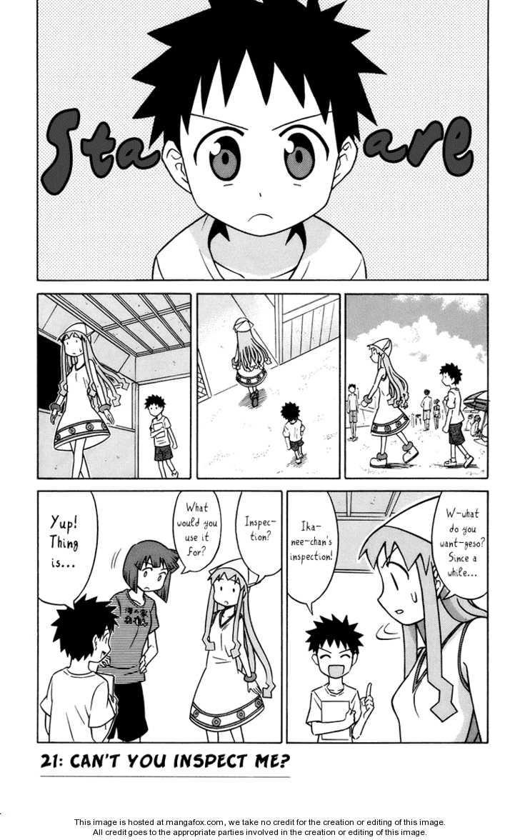 Shinryaku! Ika Musume 21 Page 1