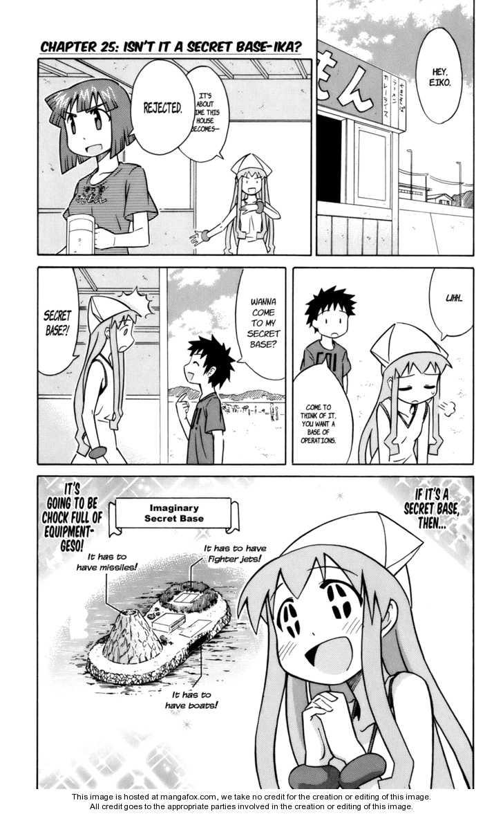 Shinryaku! Ika Musume 25 Page 2
