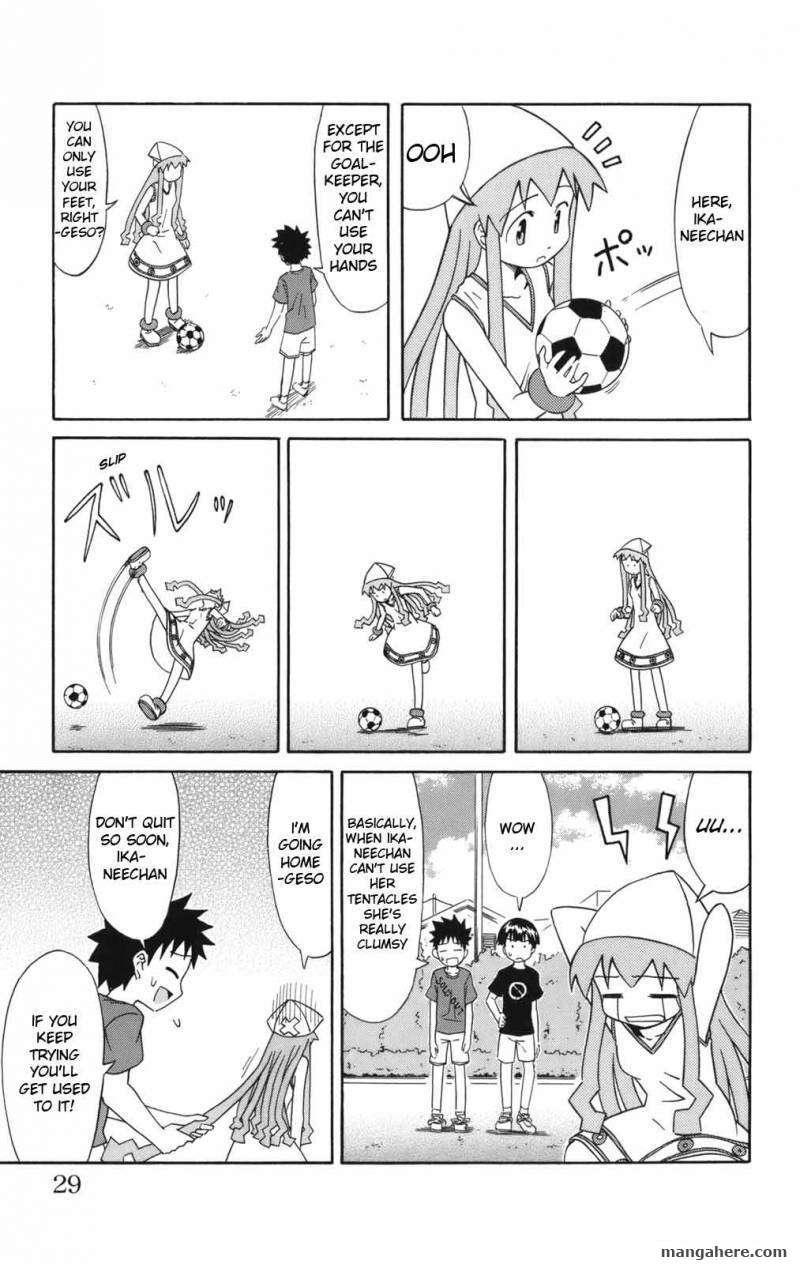 Shinryaku! Ika Musume 42 Page 4