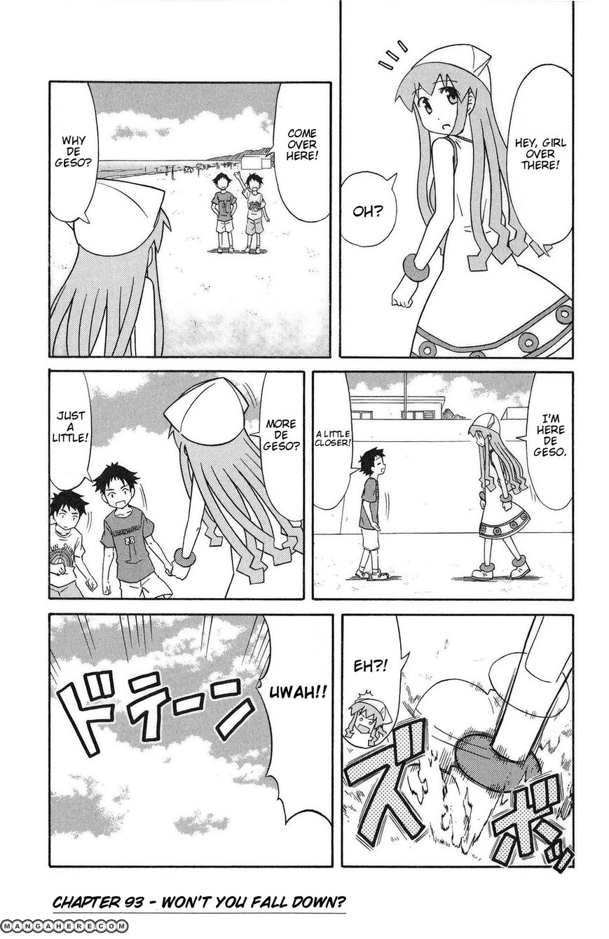 Shinryaku! Ika Musume 93 Page 2
