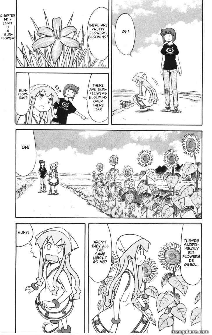 Shinryaku! Ika Musume 141 Page 1