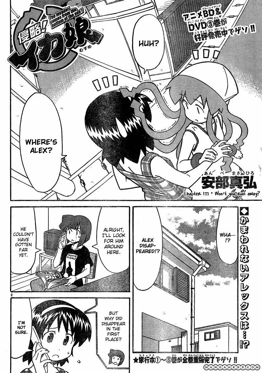Shinryaku! Ika Musume 177 Page 2