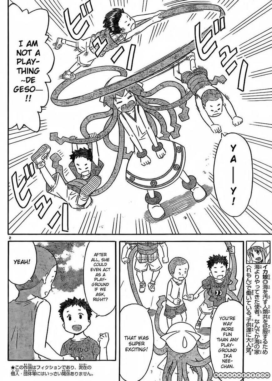 Shinryaku! Ika Musume 196 Page 2