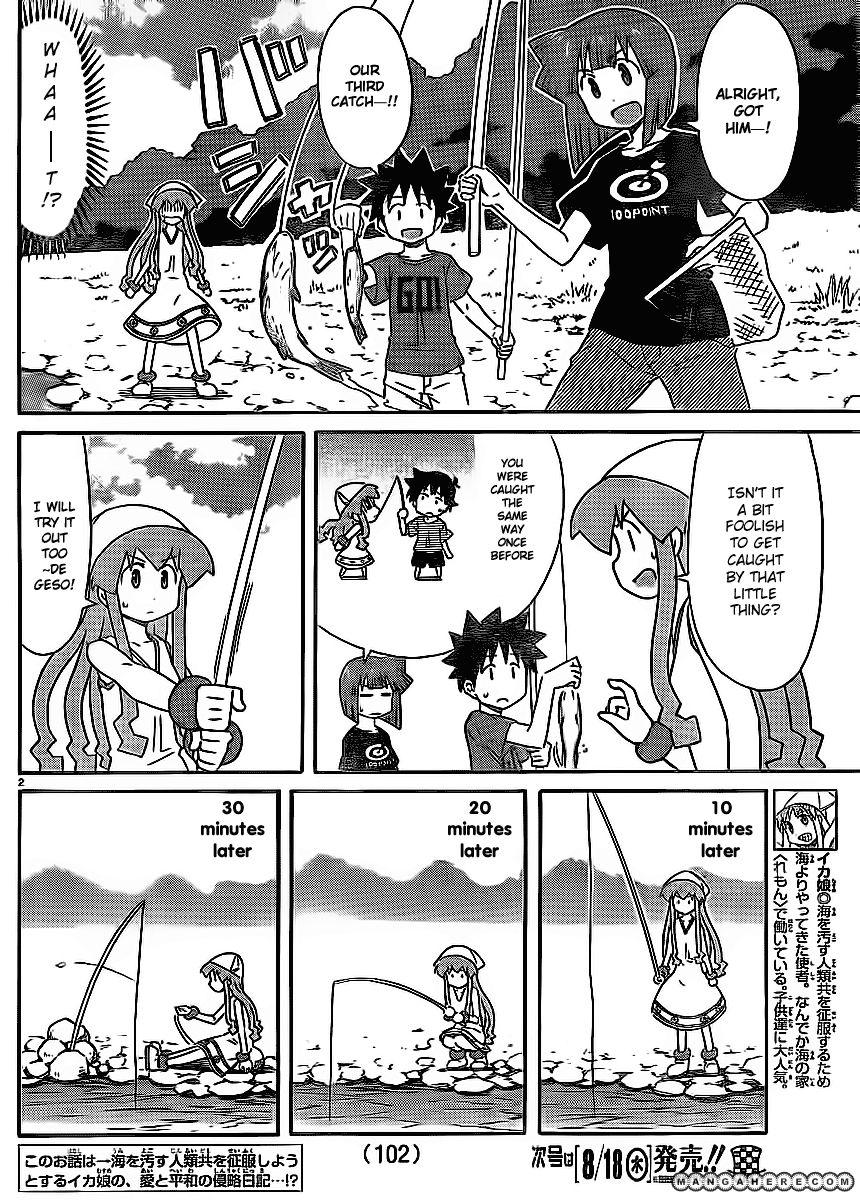 Shinryaku! Ika Musume 198 Page 2