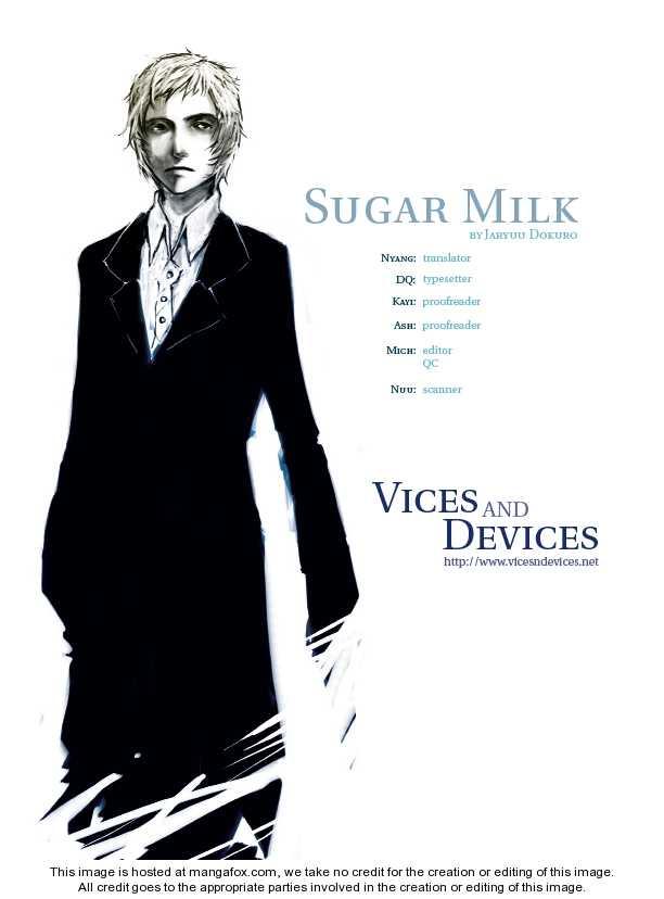Sugar Milk 4 Page 1