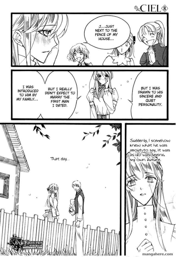 Ciel~the Last Autumn Story~ 9.9 Page 5