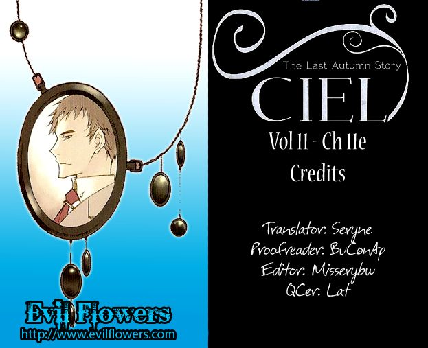 Ciel~the Last Autumn Story~ 11.5 Page 1