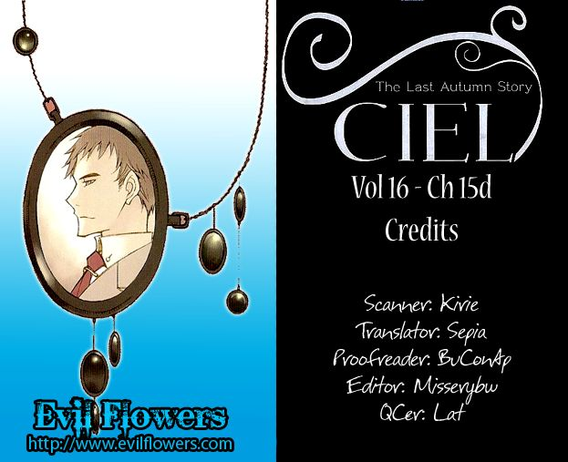 Ciel~the Last Autumn Story~ 15.4 Page 1