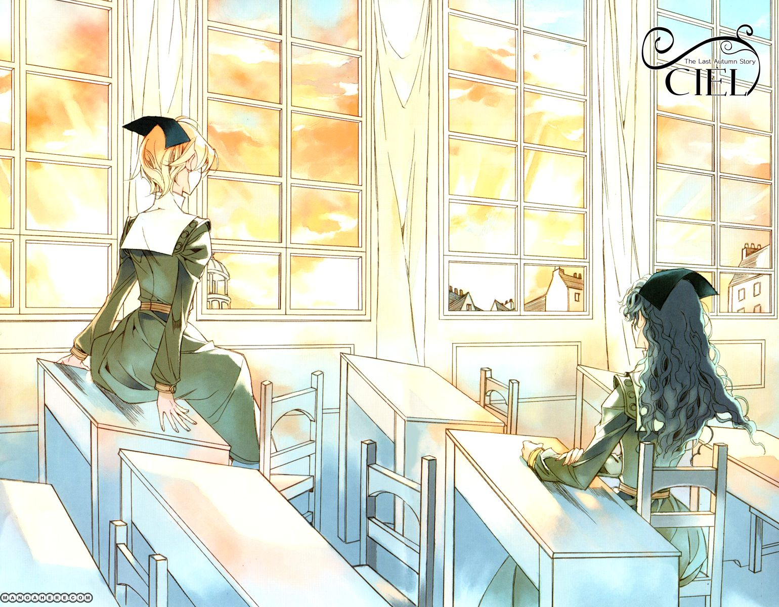 Ciel~the Last Autumn Story~ 15.1 Page 3