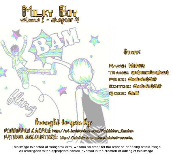 Milky Boy 4 Page 1