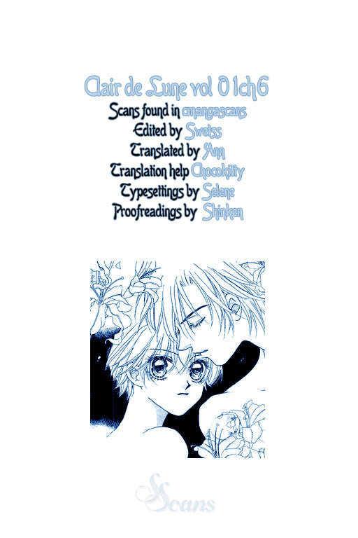 Clair De Lune 6 Page 1