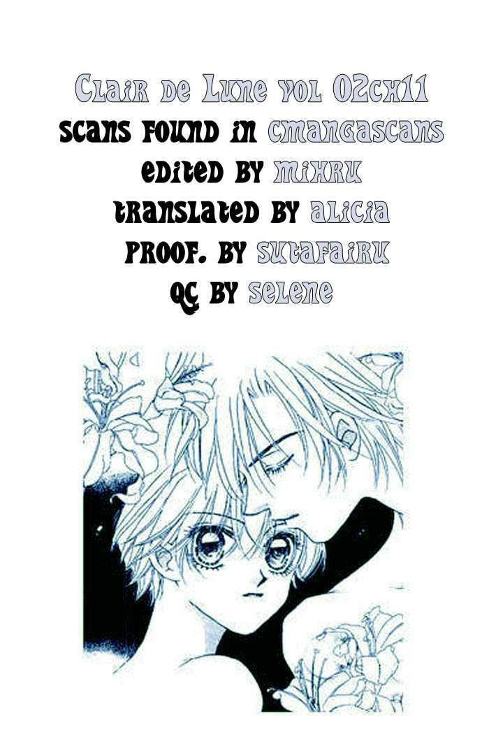 Clair De Lune 11 Page 1